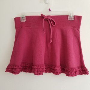 Juicy Couture Petite Mulberry Mini Skirt